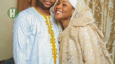 Photo of Kannywood: Sani Danja and his lovely wife Mansurah Isah