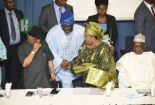 Photo of Photos from launching of Anti-corruption book by Dino Melaye