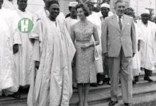 Photo of Throwback letter Sir Abubakar Tafawa Balewa sent to Sir Ahmadu Bello