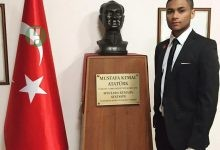 Photo of Mohammed Mustafa Cengiz from Kano Graduated from Russian Medical School with excellent CGPA