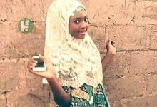 Photo of Throwback photos of Kannywood actress, Aisha Aliyu Tsamiya