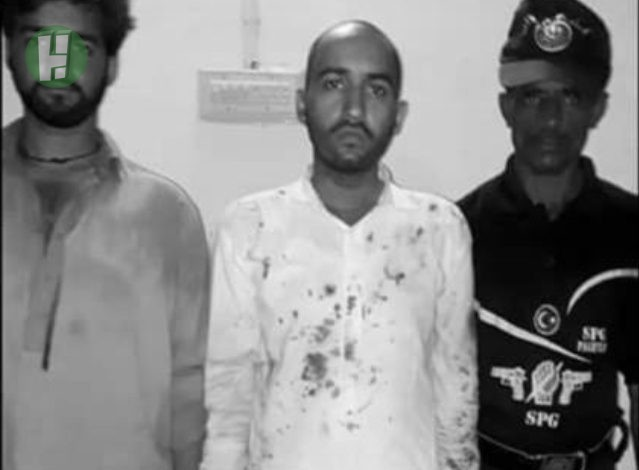 Photo of Poor Pakistani Father beaten to pulp for refusing his sons money