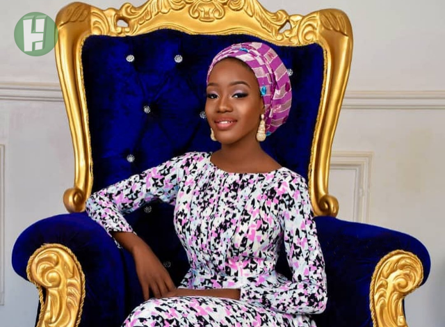 Photo of Photos: Ali Nuhu's Daughter Fatima just celebrated her 16th Birthday