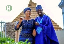 Photo of Kannywood singer Husaini Danko shared his  Pre-wedding Photos