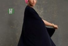 Photo of Photos: People are speculating the daughter of Nigerian president, Zahra Indimi to be pregnant
