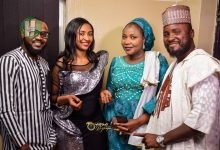 Photo of Photos: Zainab Indomie celebrated her Birthday party amidst caring colleagues and fans