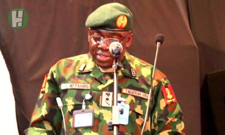 Photo of Four (4) Facts you should know about Late Chief of Army Staff, Lt Gen Ibrahim Attahiru