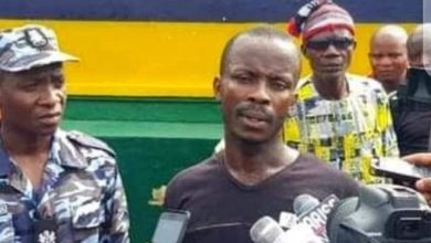 """Photo of IPOB: """"Our Sponsors are Outside Nigeria"""", Surviving ESN Member of Owerri Attack Reveals"""